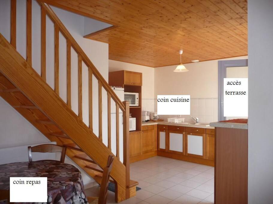 le sextant houses for rent in les sables d 39 olonne pays de la loire france. Black Bedroom Furniture Sets. Home Design Ideas