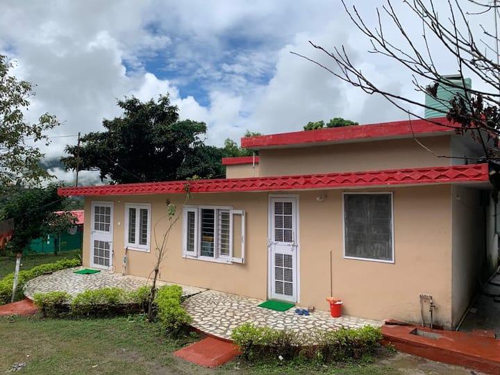 Naukuchiatal Home with a View