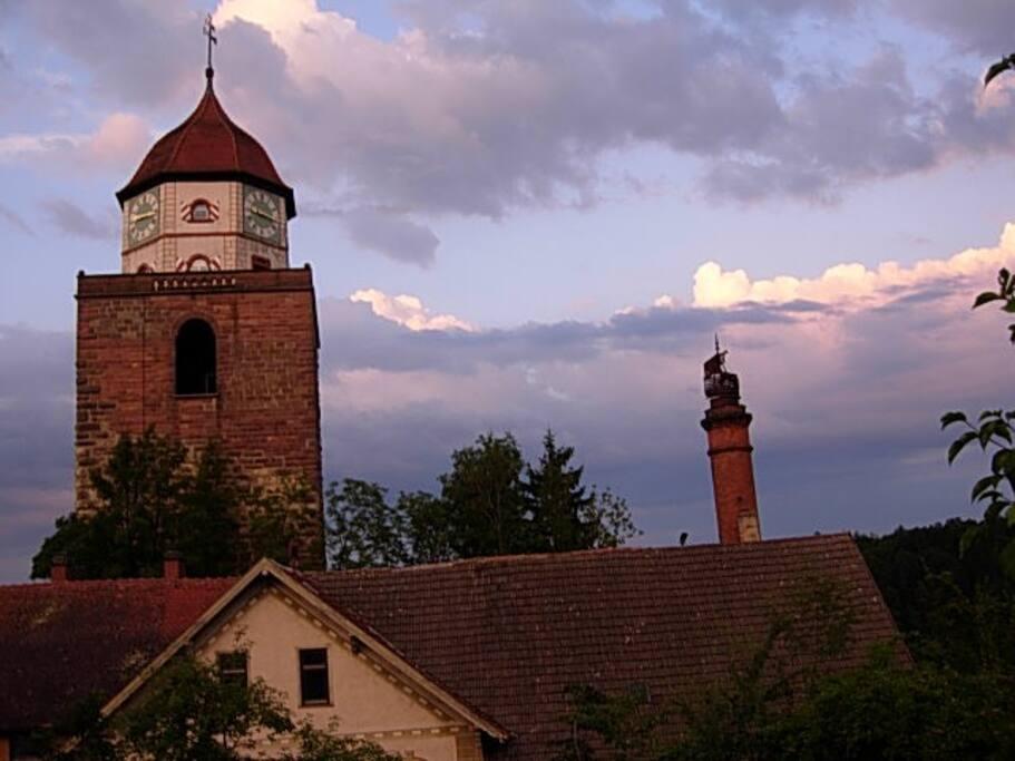 Der Römerturm
