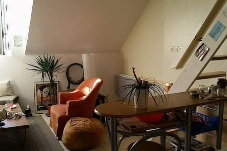 Jolie duplex hyper centre de Nantes - Nantes - Apartment