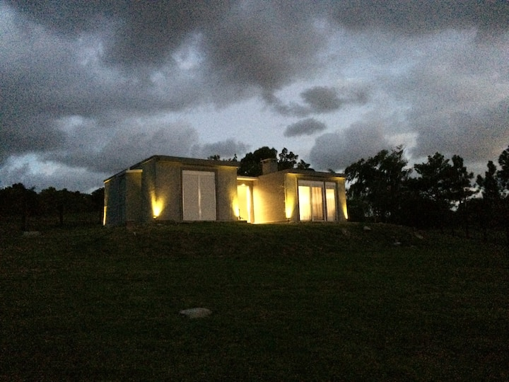 La Peregrina, bonita casa a estrenar en Piriápolis