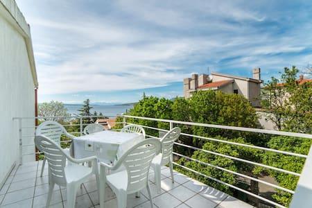 Apartments Josipa / Two Bedrooms A2 - Klenovica - Apartament