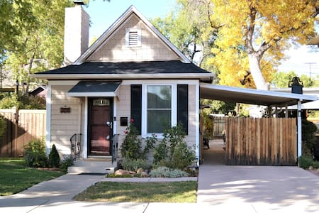 Charming Cottage near Downtown,  Patio & Carport