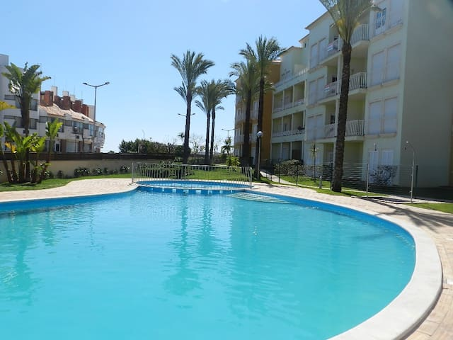 Confortável apartamento T1 piscina Oura/Montechoro - Albufeira - Apartemen