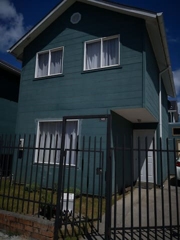 Casa en Villarrica full Equipada