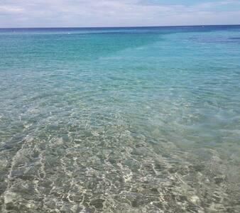 Bassari beach - Maison pieds dans l'eau