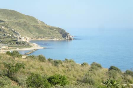 Comfort e panorama da incanto - Palma di Montechiaro