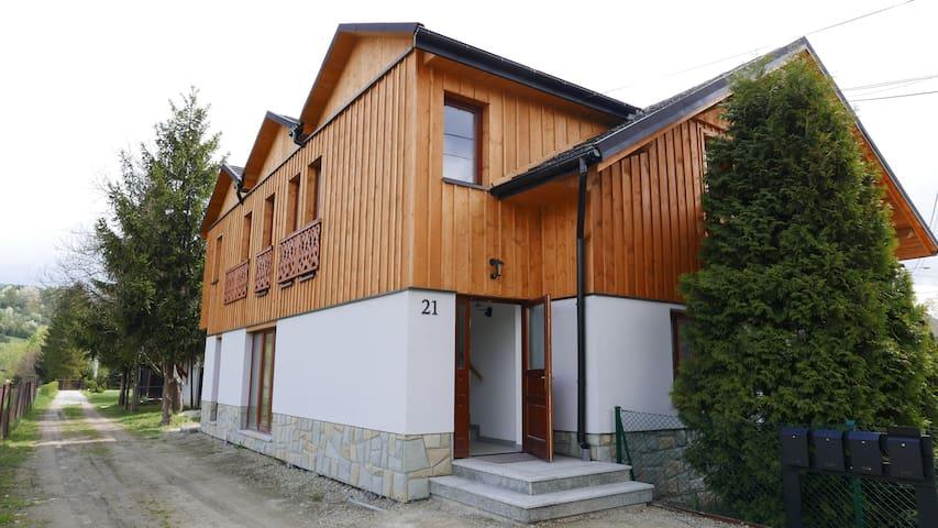 Apartament Hanka