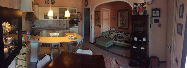 Toscana, Calcinaia, Pisa, Appartamento accogliente