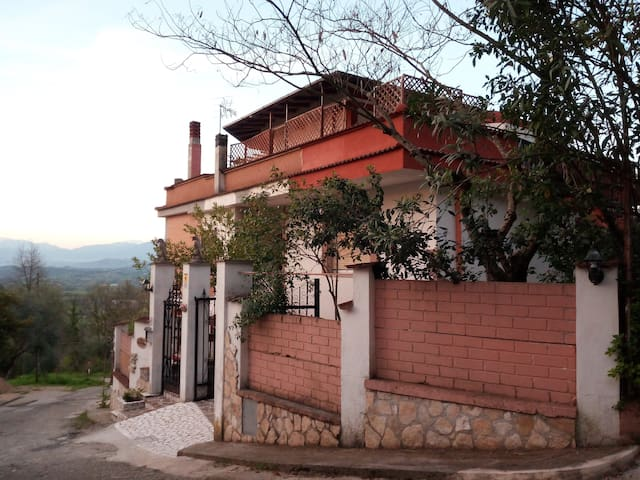 Dormire in Ciociara  Falvaterra B&B Fabra Casa Mia