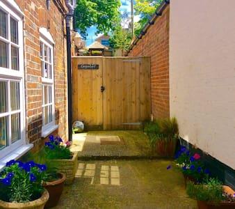 Stunning Garden Flat in gorgeous Market Town! - Hungerford - Apartmen