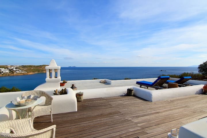 Villa Breeze with 3 Bedrooms in Mykonos - Mikonos - Villa