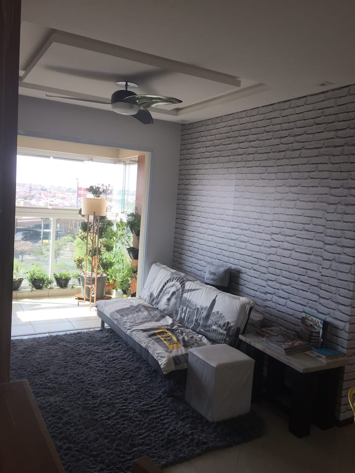 Apartamento Frente Iguatemi São Carlos