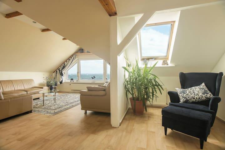 Strandhaus Brunhild - Ferienwohnung 107