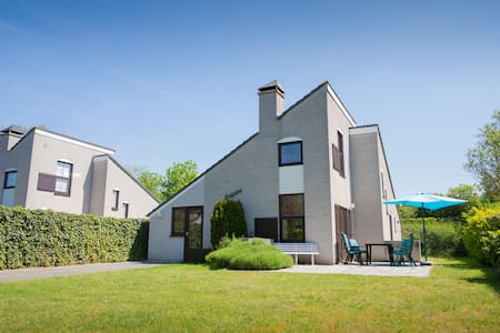 Mooie bungalow Ouddorp - Direct aan zee! - Ouddorp