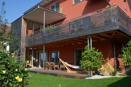 Haus mit Garten&Balkon / House with garden/balcony - Steinhaus bei Wels - Ev