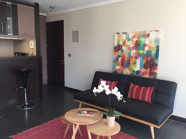 Departamento 1 Dormitorio Premium , Las Condes - Las Condes - Apartamento