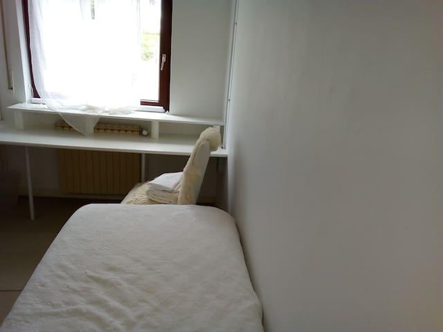 nice room in quiet area