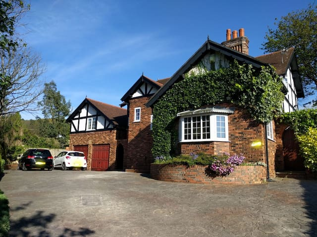 Beautiful property on the North Wales Coast