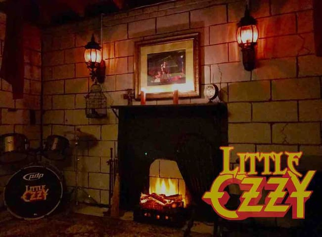 Little Ozzy's Cool Rock N Roll Hideaway/Park Free!