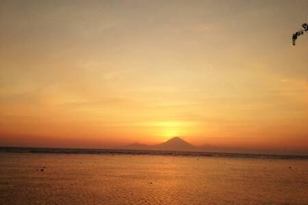 Serene Sunset Beach Villa I