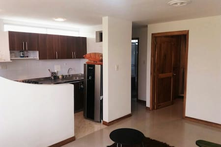 Bien ubicado seguro y sin ruido, great location! - Manizales - Apartment