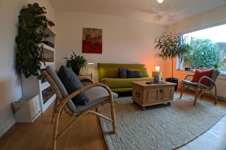 Trendy apartment near Dusseldorf