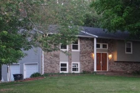 Tranquil location, Room w a view! - Rock Island