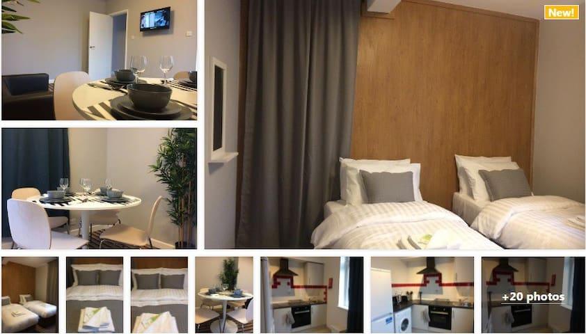 TW4 Apartments - Hounslow