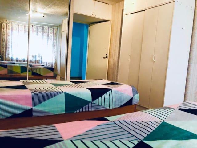 Апартаменты Кутузова 7
