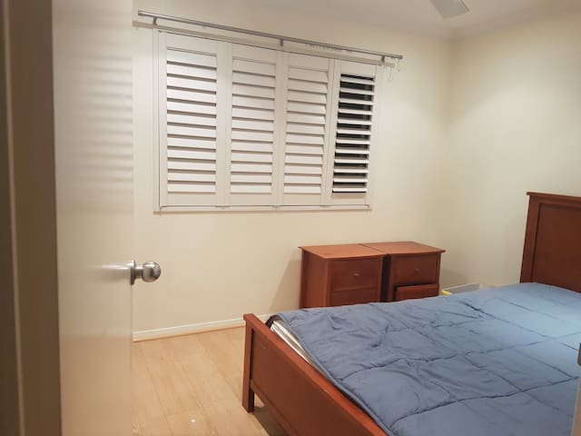 Quarto Exclusivo em Brisbane / Exclusive Room