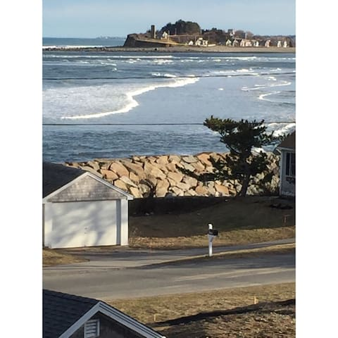 Private Apartment with Ocean Views - Scituate - Appartement