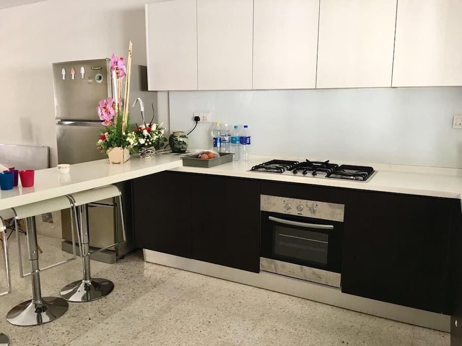 Common Area - kitchen are provide, you may cook