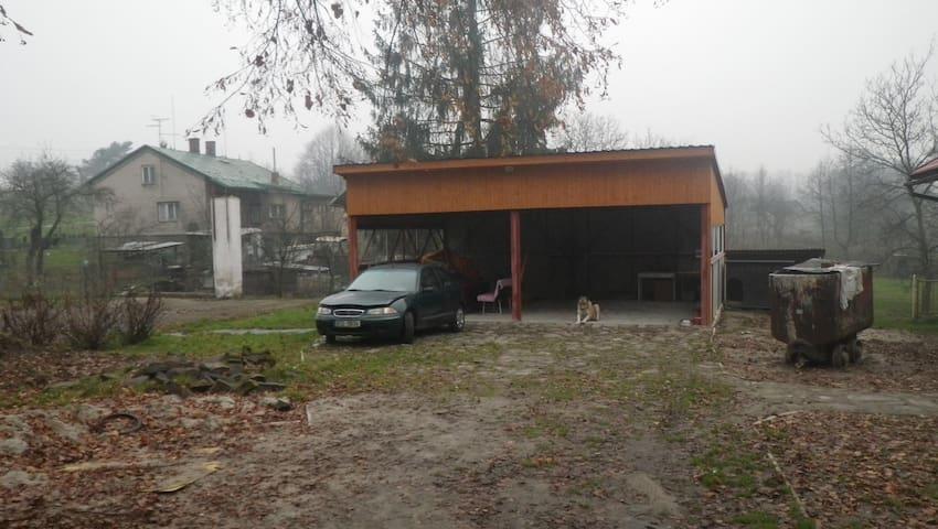 House in Orlova suburbs - Orlová - Loft