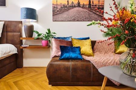 Sonniges Altstadt-Apartment im Herzen von Prag