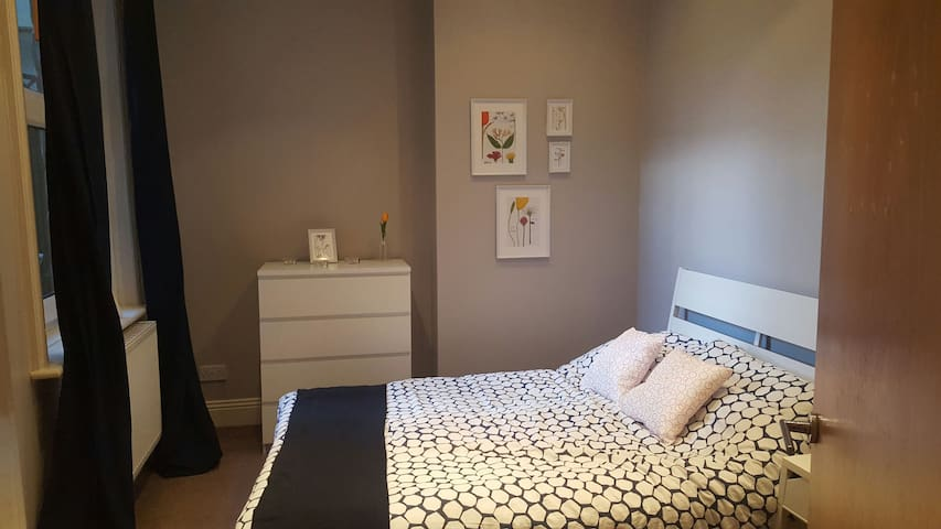 Cosy room beside Valley Gardens - harrogate - Appartement
