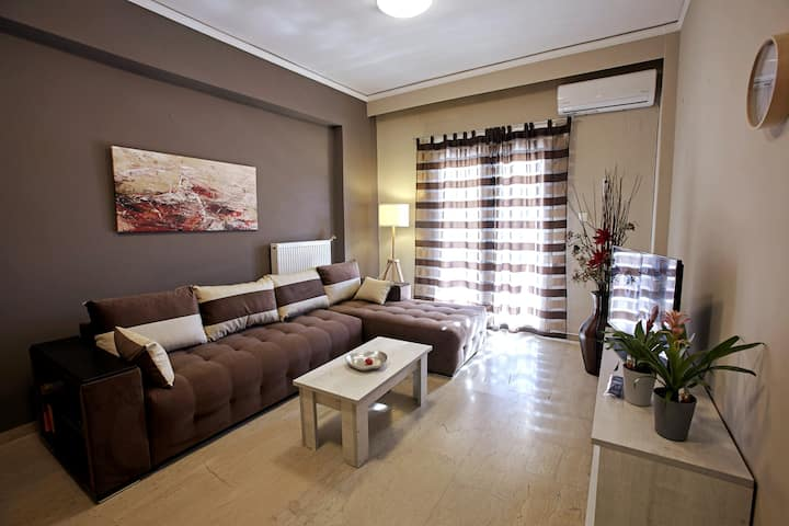 C.L.A.  City Loux Apartment Alexandroupoli