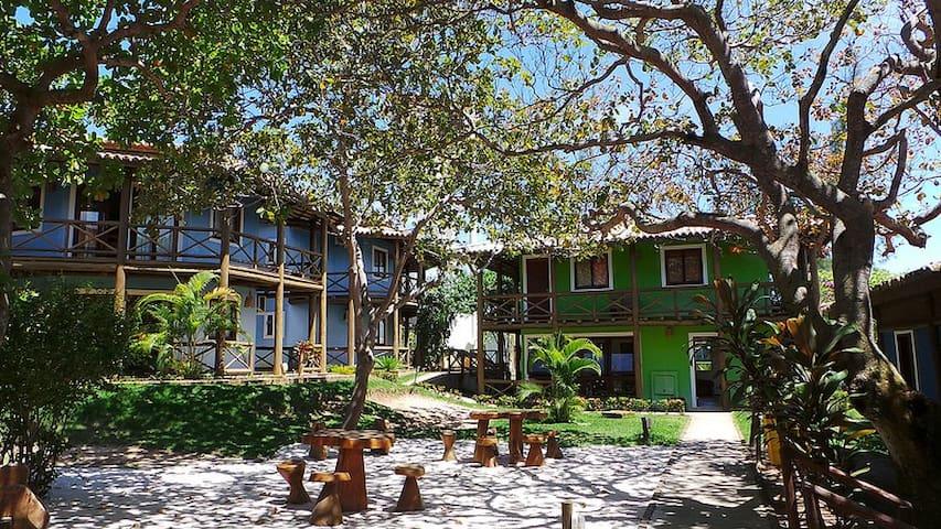 Casa de Praia em itacimirim (Excelente estrutura) - Camaçari - Apartamento