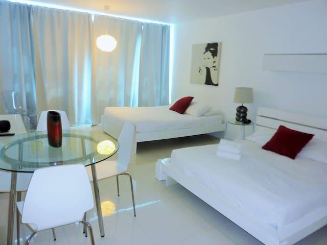 Modern  Studio 509  Bay  View - Miami Beach - Appartamento