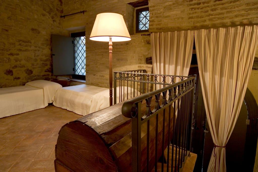 stanza da letto singoli