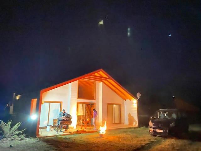 Cabañas Kalú Villarrica