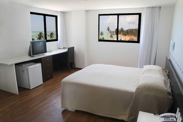 Apartamento em Hotel na Praia de Jatiuca