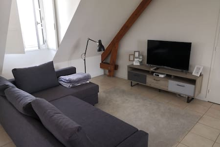 Nice apartment near Versailles/ few km from Paris