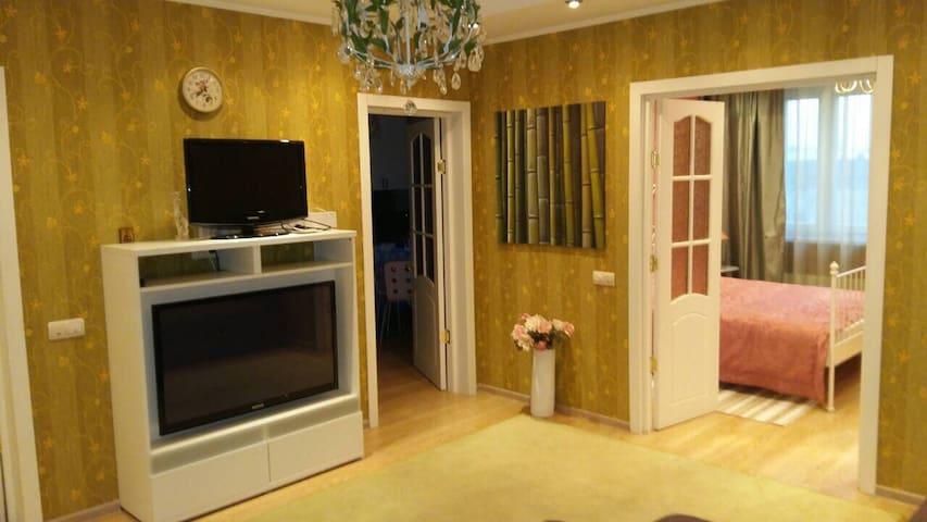 Superior cozy apartment/