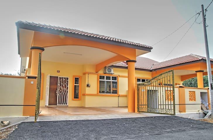 D'Lily Homestay Kuala Klawang Jelebu Karak Bentong - Simpang Durian