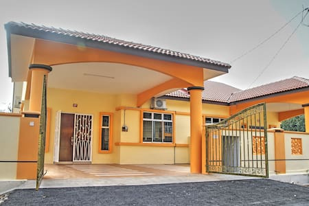 D'Lily Homestay Kuala Klawang Jelebu Karak Bentong - Simpang Durian - Casa