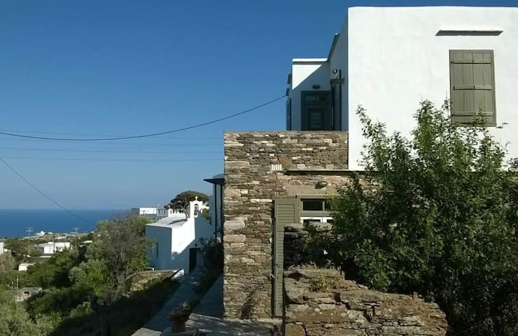 Sea View House on Sifnos Island!