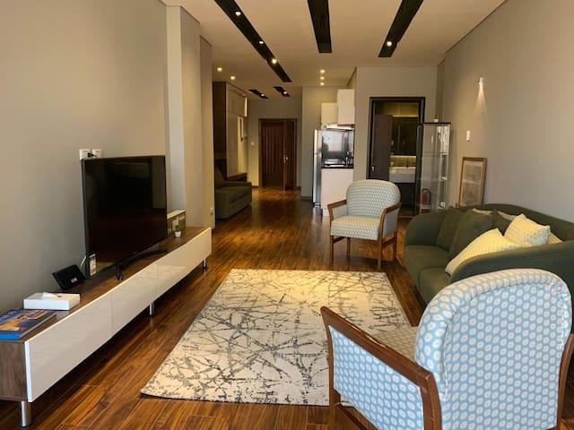 SMART 1-Bedroom- ULTRA MODERN-SERVICED-ZAMALEK