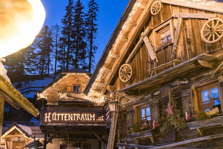 Seinerzeit Hütte am Katschberg