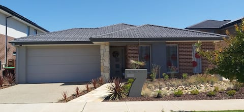New Family Home centrally located